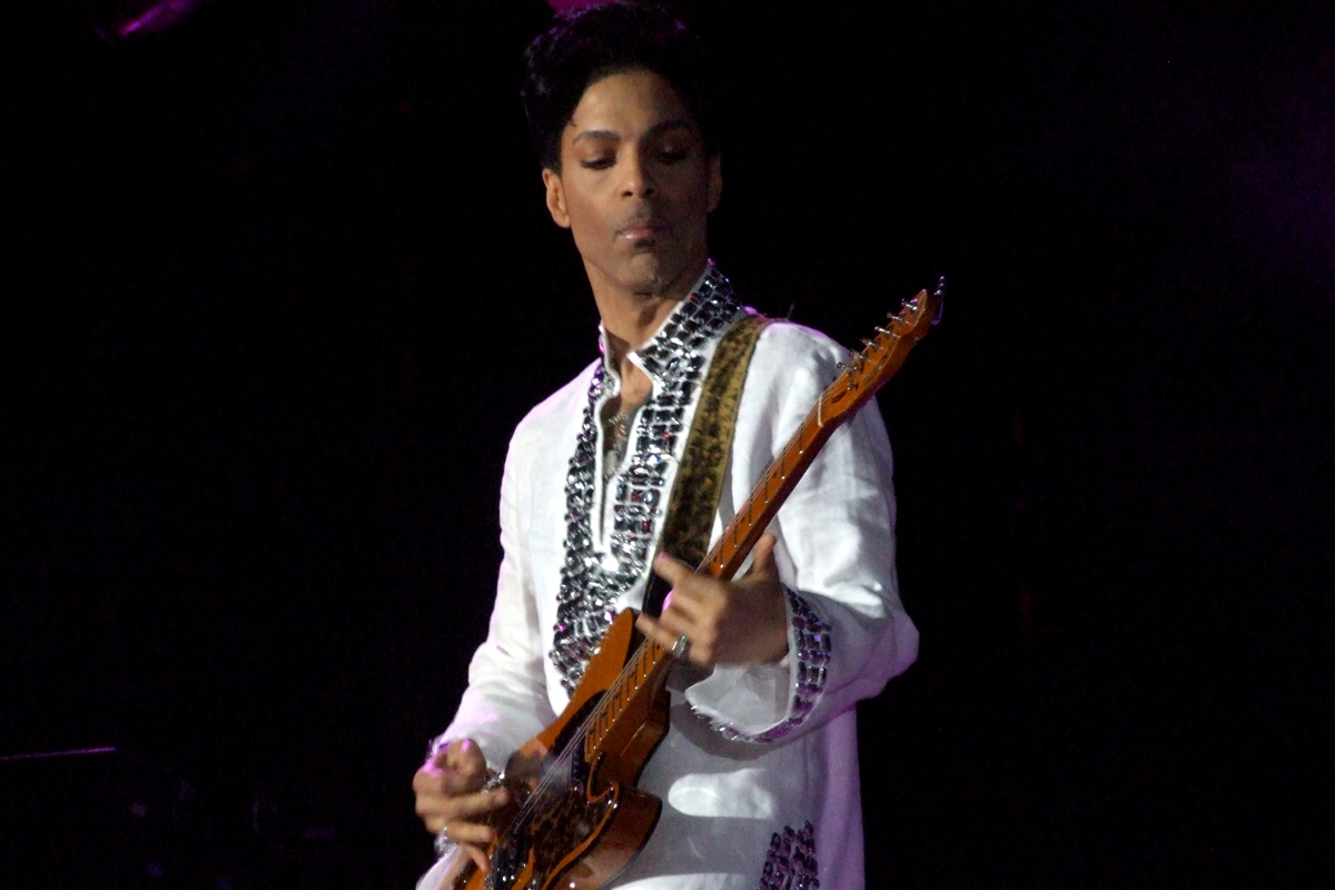Music Legend Prince Found Dead