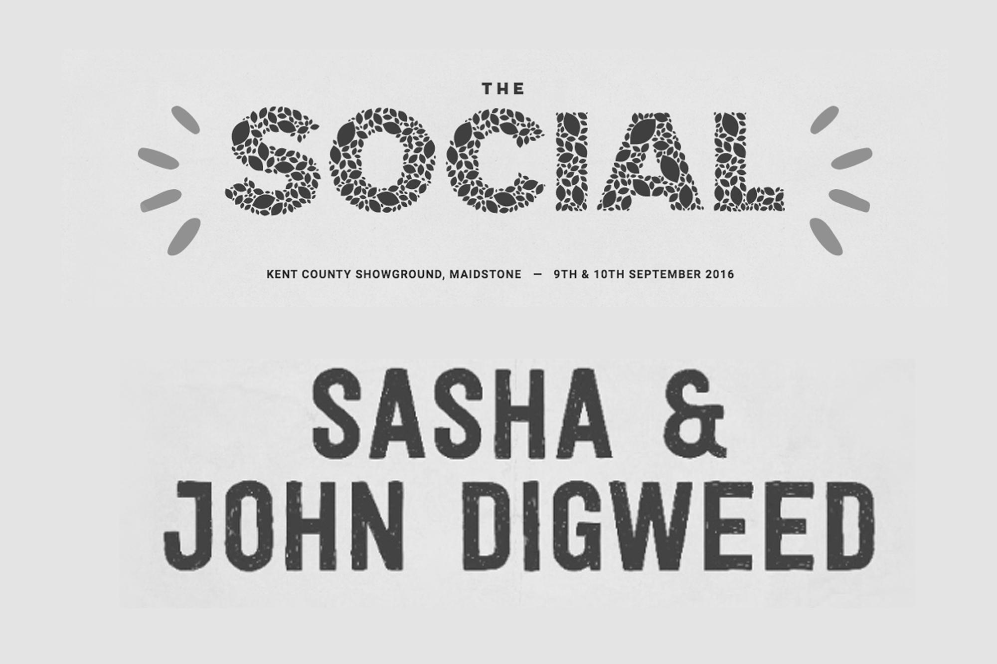 Sasha & Digweed Reunite At The Social Festival