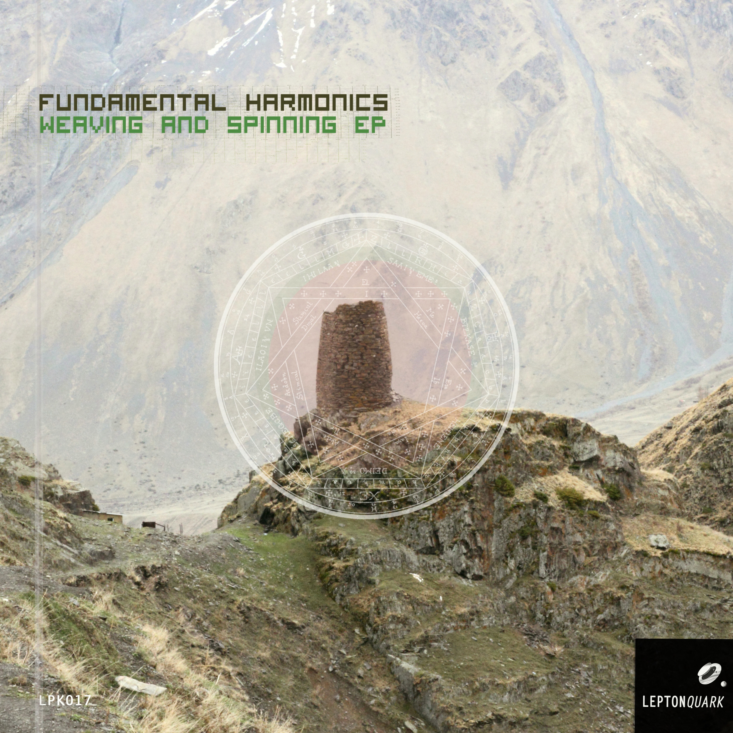 Premiere: Fundamental Harmonics – Weaving And Spinning (Lepton Quark Records)