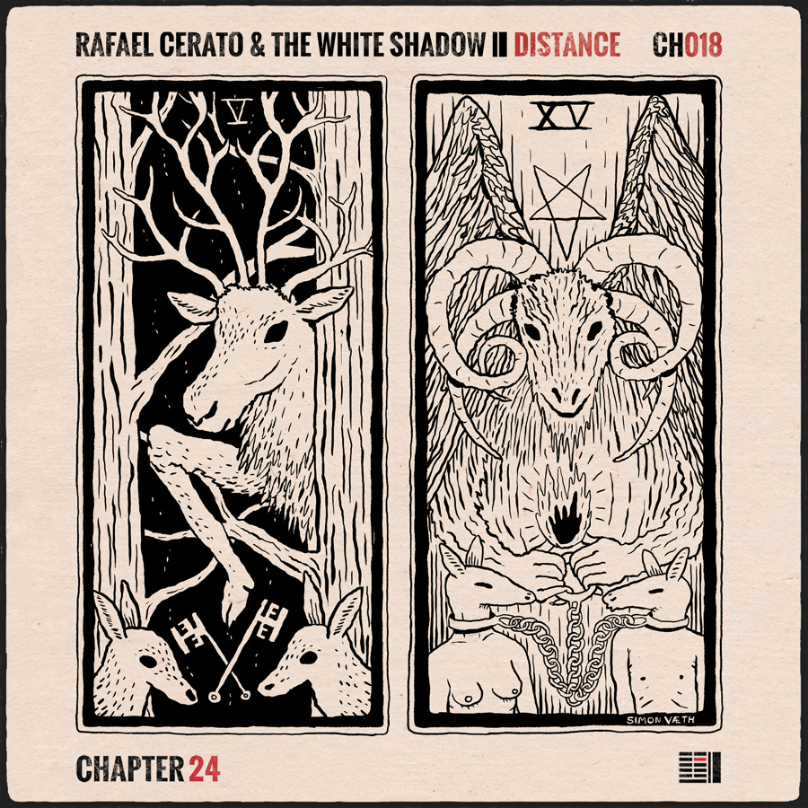Rafael Cerato & THe WHite SHadow – Distance (Marc Marzenit Cinematic Edition)(Chapter 24 Records)