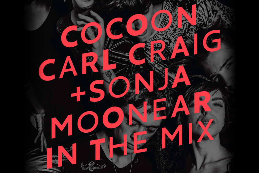 Craig And Moonear Invited To Cocoon's Summer Compilation