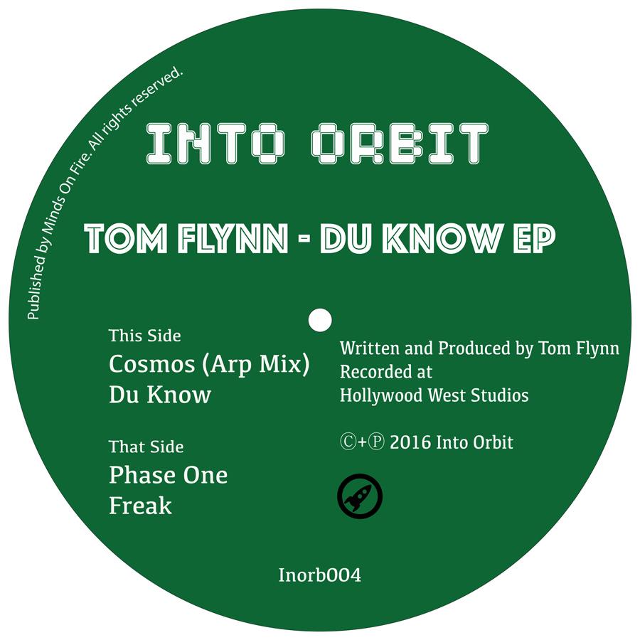 Tom Flynn – Phase One (Into Orbit)