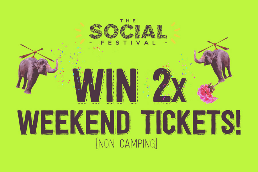 The Social Giveaway