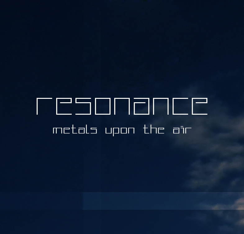 Resonance – Metals Upon The Air (Cub Mix)(El Hombre Bala Records)