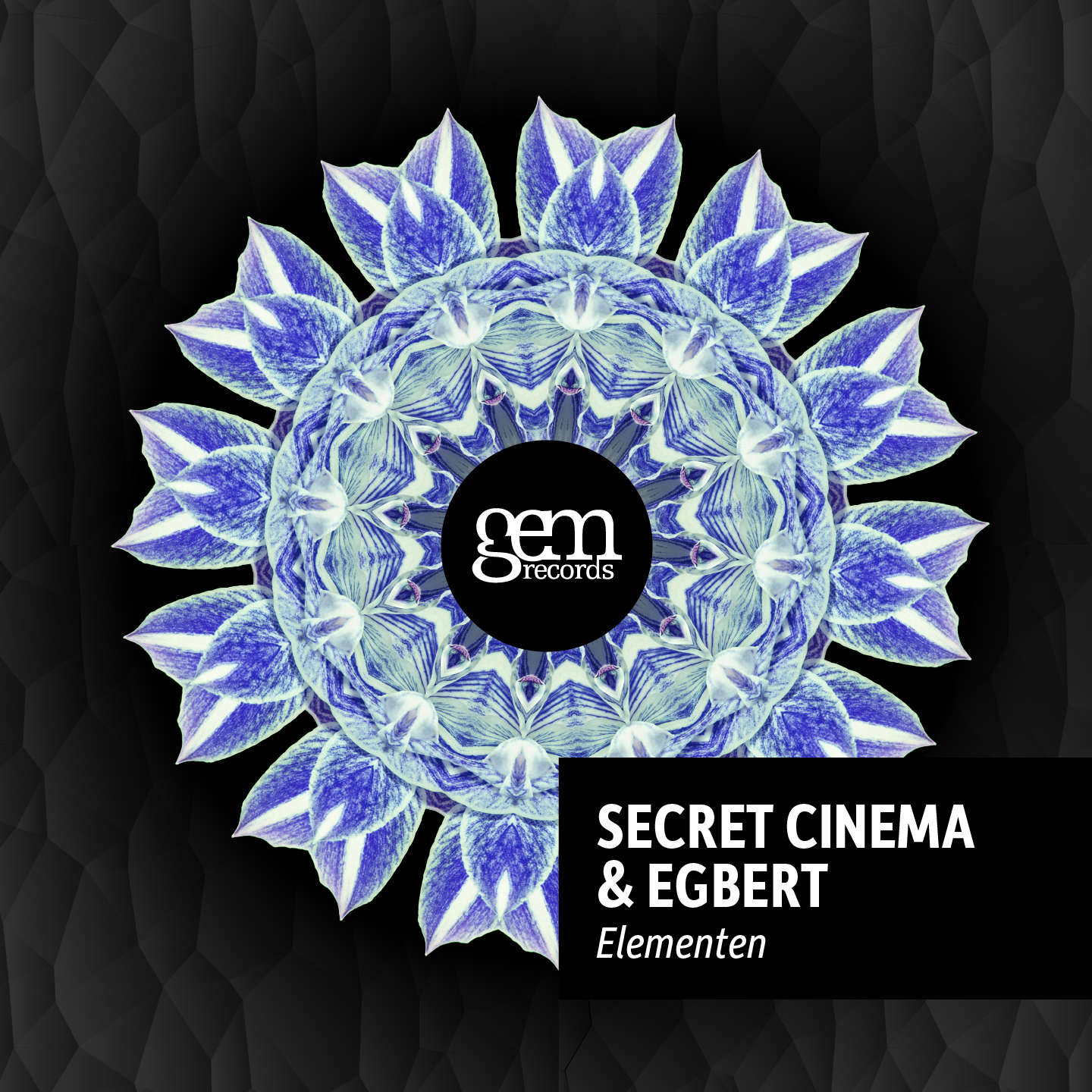 Secret Cinema & Egbert – Elementen (Gem Records)