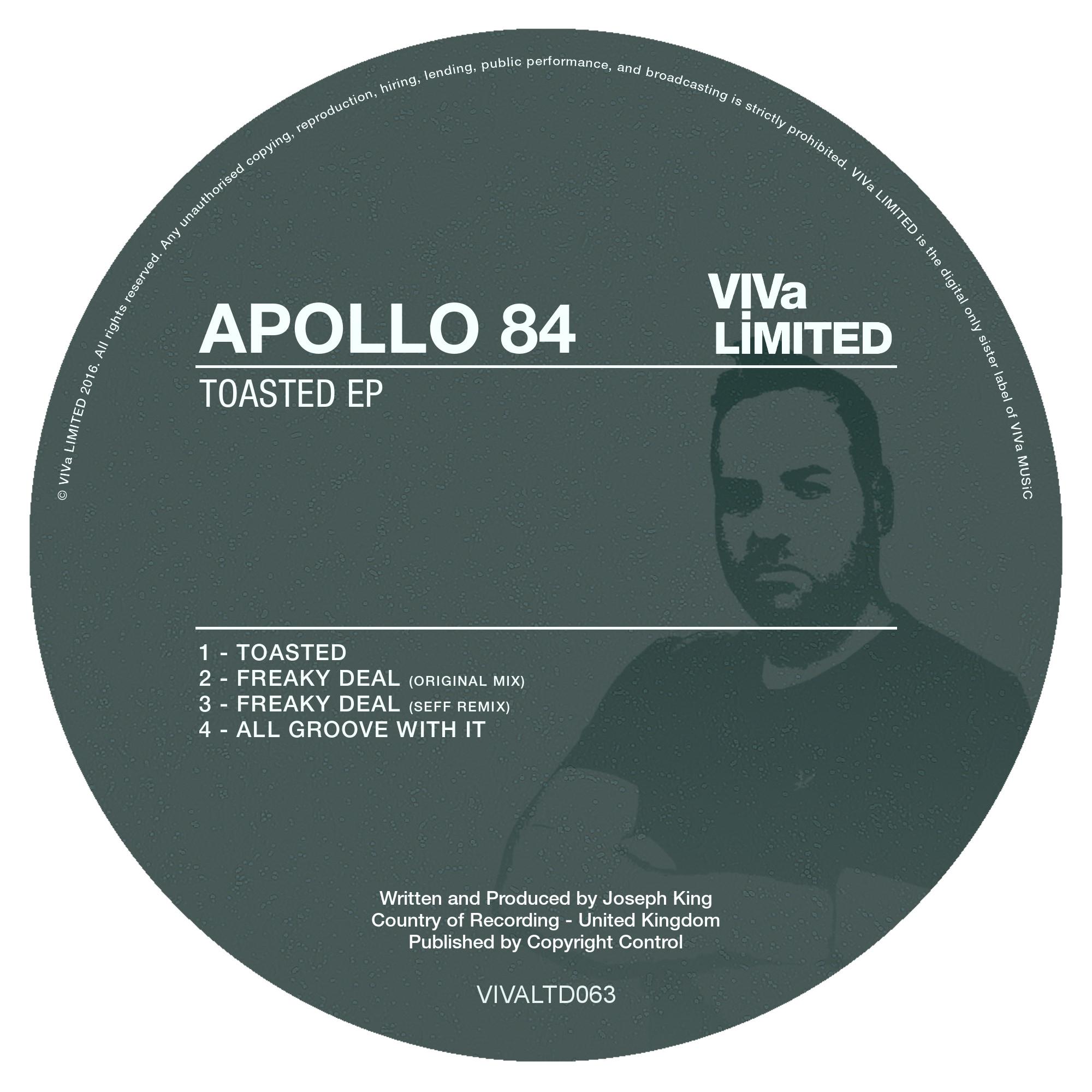 Apollo 84 – Toasted (VIVa Limited)