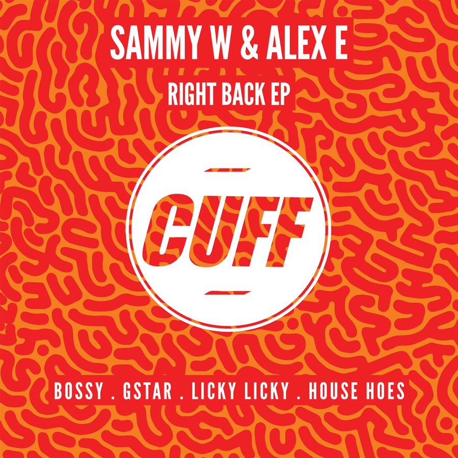 Sammy W & Alex E – GStar (CUFF)