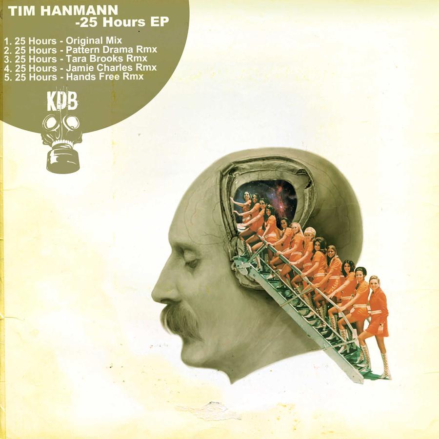 Tim Hanmann – 25 Hours (Jamie Charles Remix)(KDB Records)