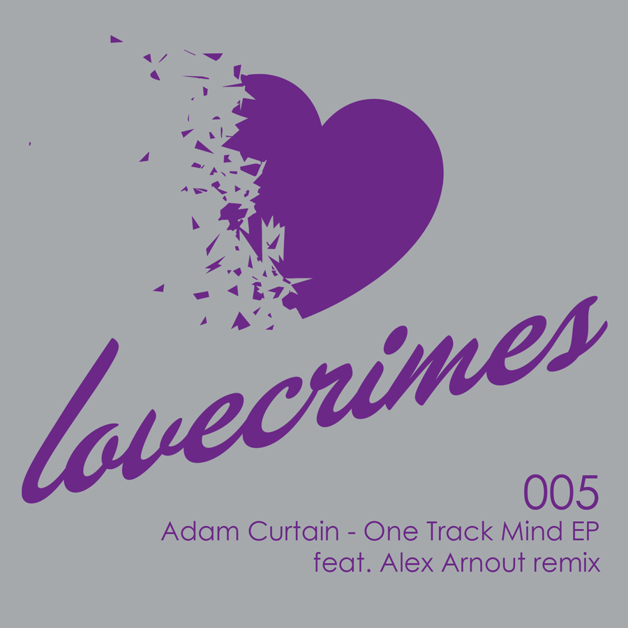Adam Curtain – One Track Mind (Alex Arnout Remix)(Lovecrimes)
