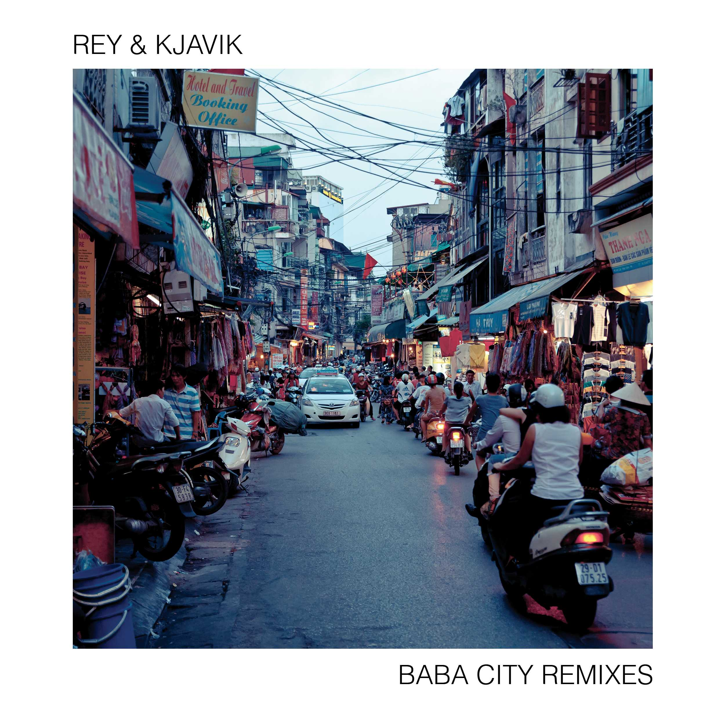 Rey & Kjavik – Baba City (Of Norway Remix)(RKJVK)