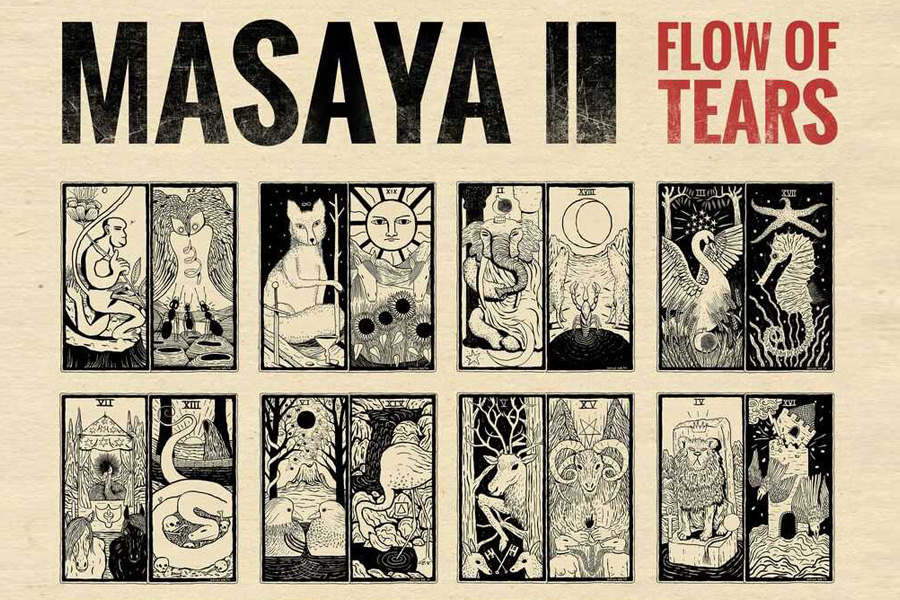 Masaya – Flow Of Tears (Chapter 24 Records)