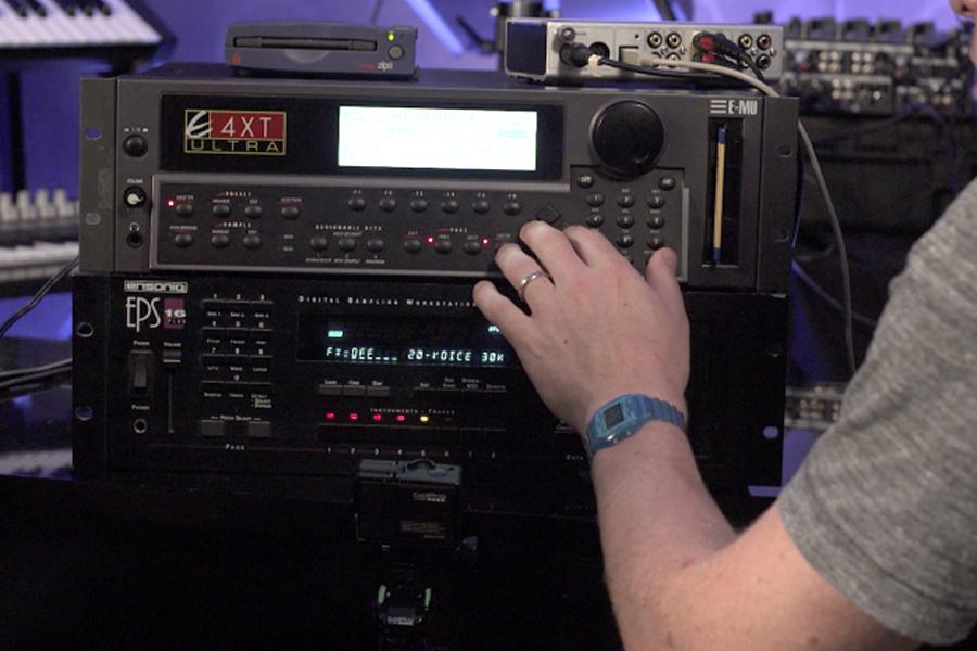Point Blank's Under The Radar Part 4: E-MU 4XT And Ensoniq EPS (Video)