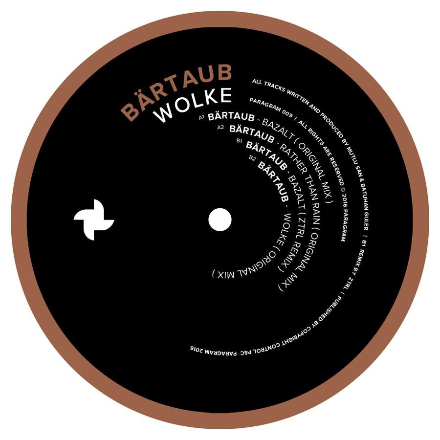 Bärtaub – Bazalt (Paragram Records)