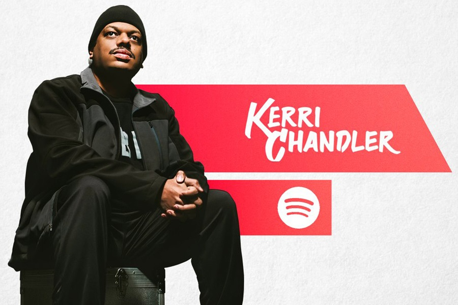 Kerry Chandler Spotify