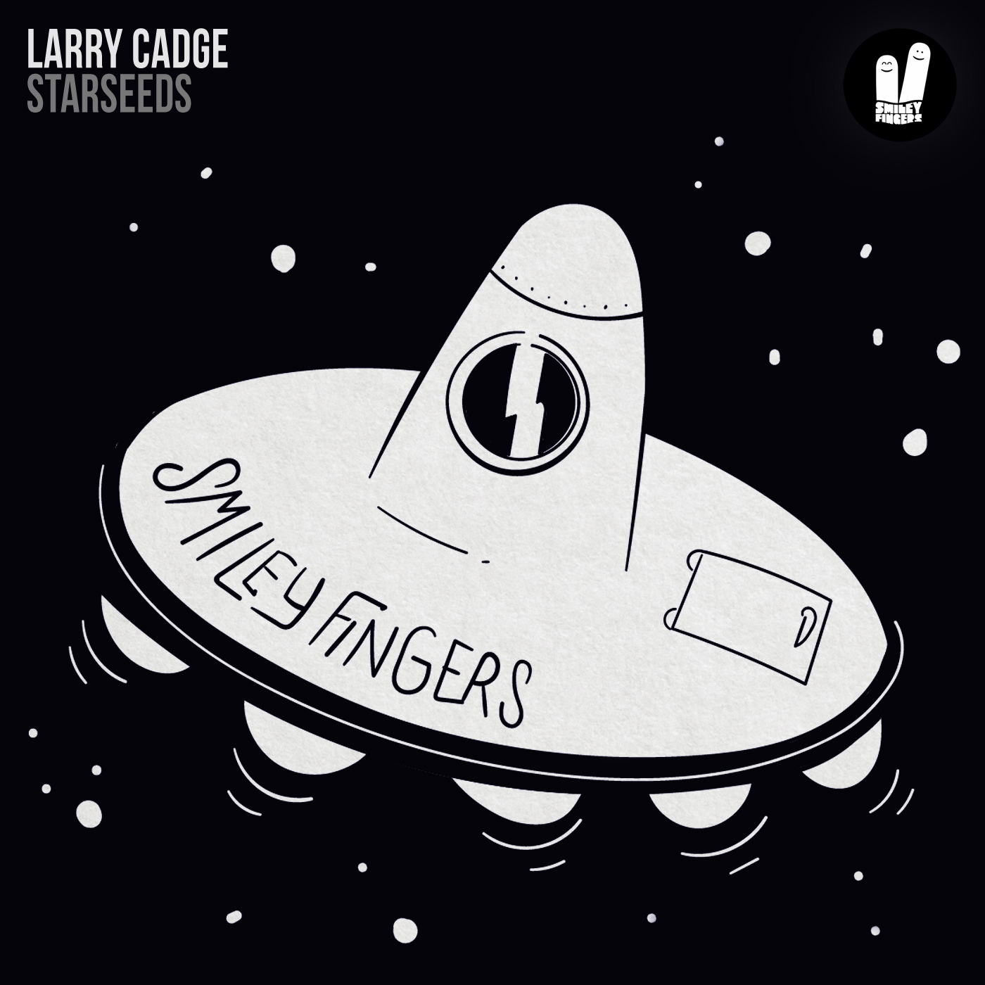 Larry Cadge – Starseeds (Smiley Fingers)