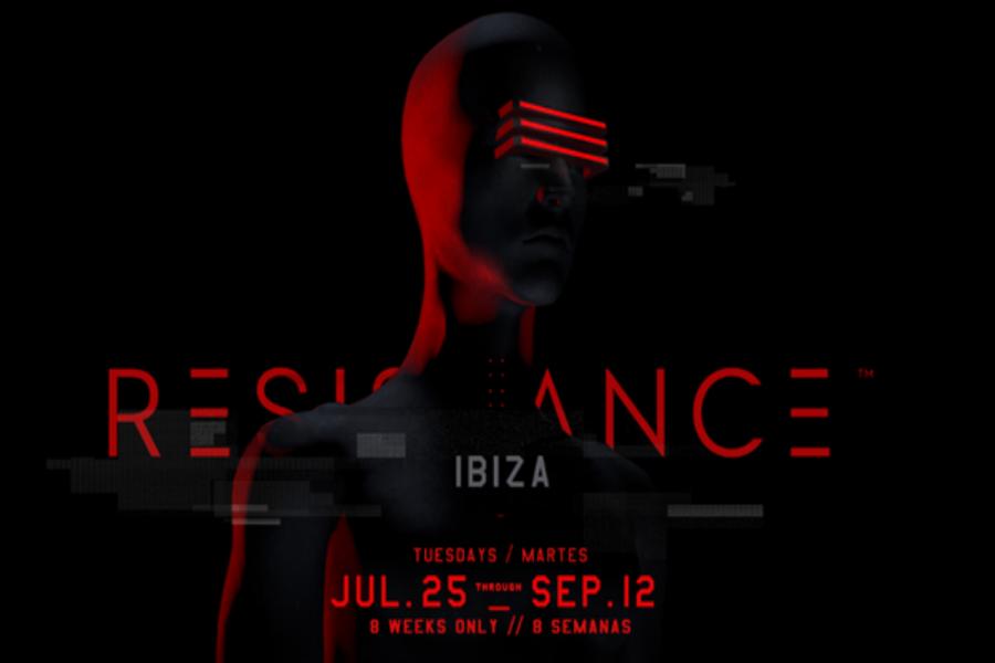 Resistance Ibiza 2017