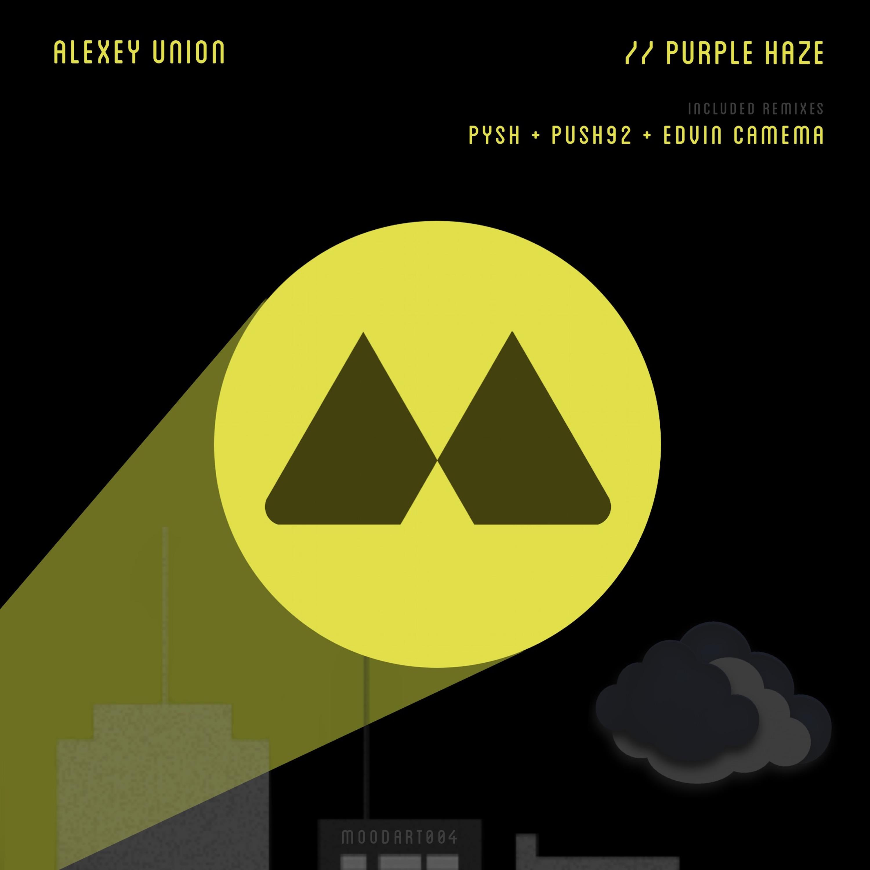Alexey Union – Purple Haze (Edvin Camema Remix)(Moodart Records)