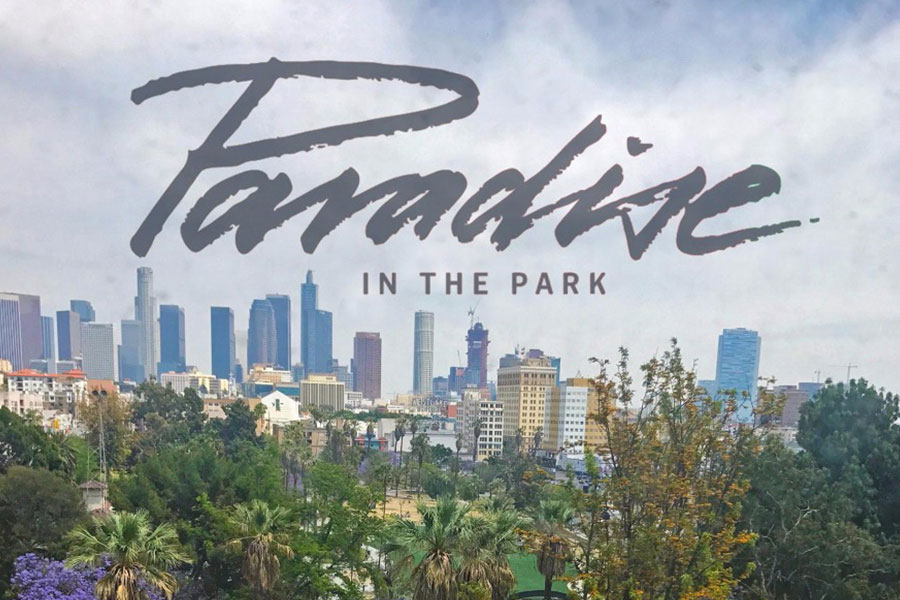 paradise in city
