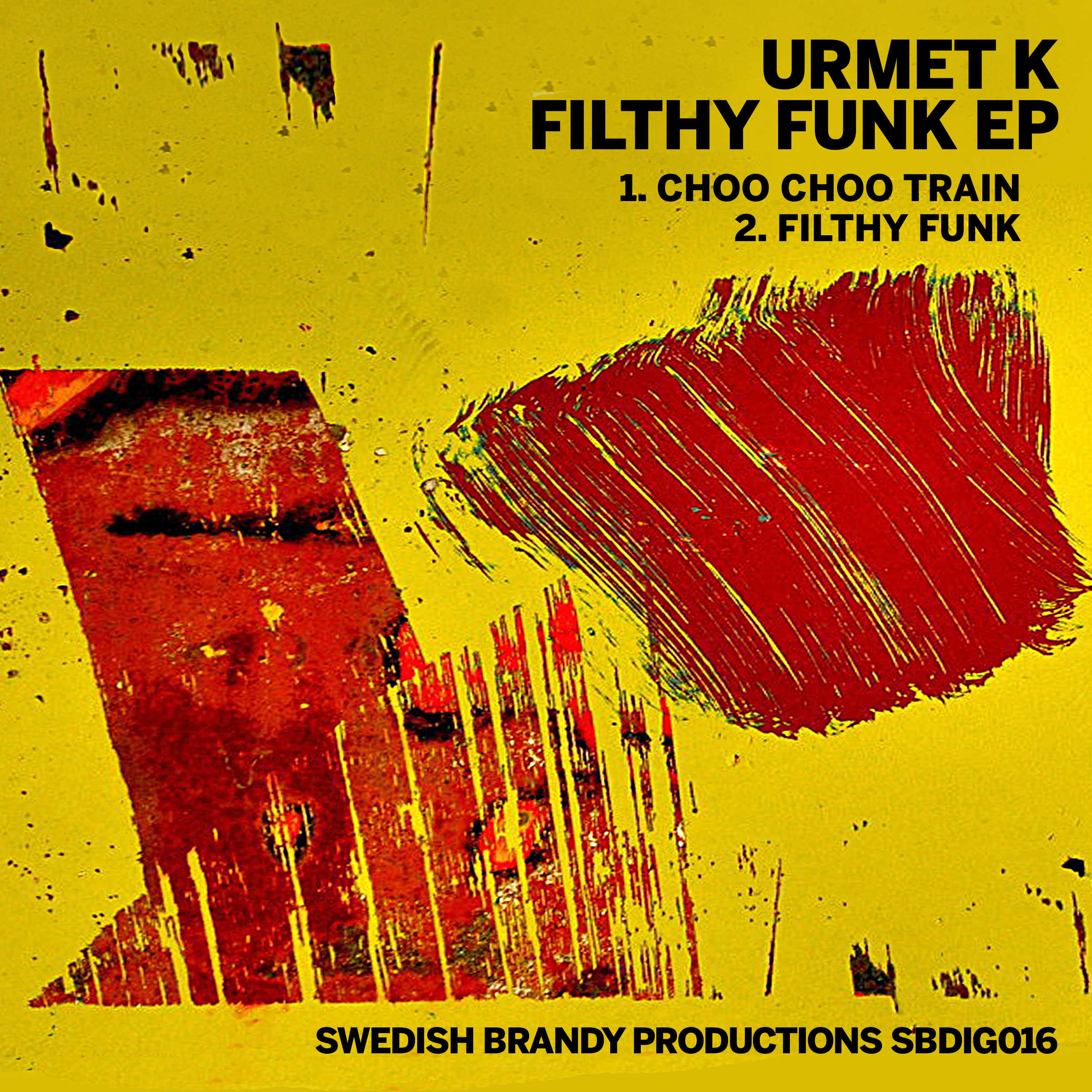 Urmet K – Choo Choo Train (Swedish Brandy Productions)