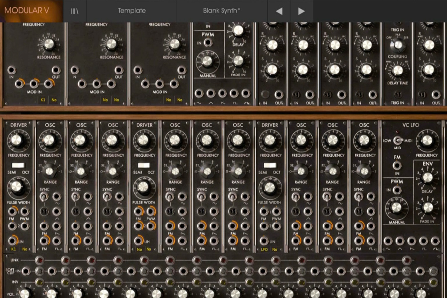 Point Blank's Tutorial: Arturia Moog Modular V3 / Part 1 – Overview & Modular Basics