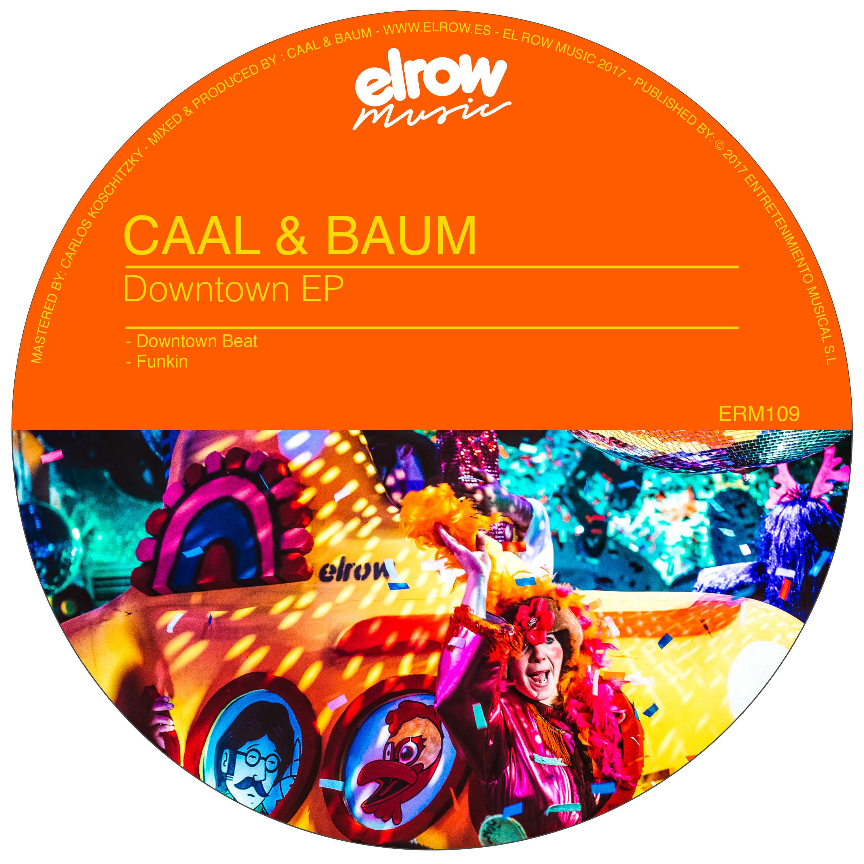 CAAL & Baum – Funkin (Elrow Music)