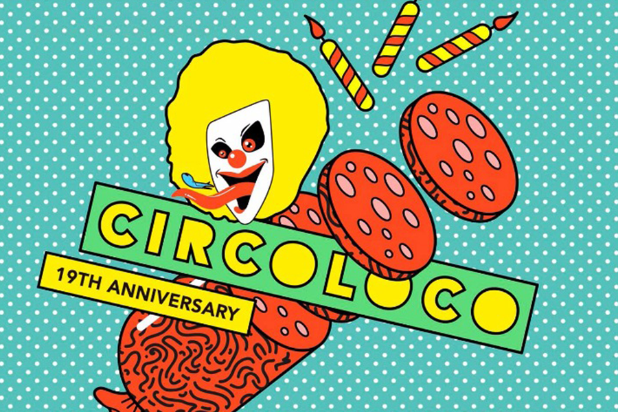 Circoloco celebrates its 19th annivesary