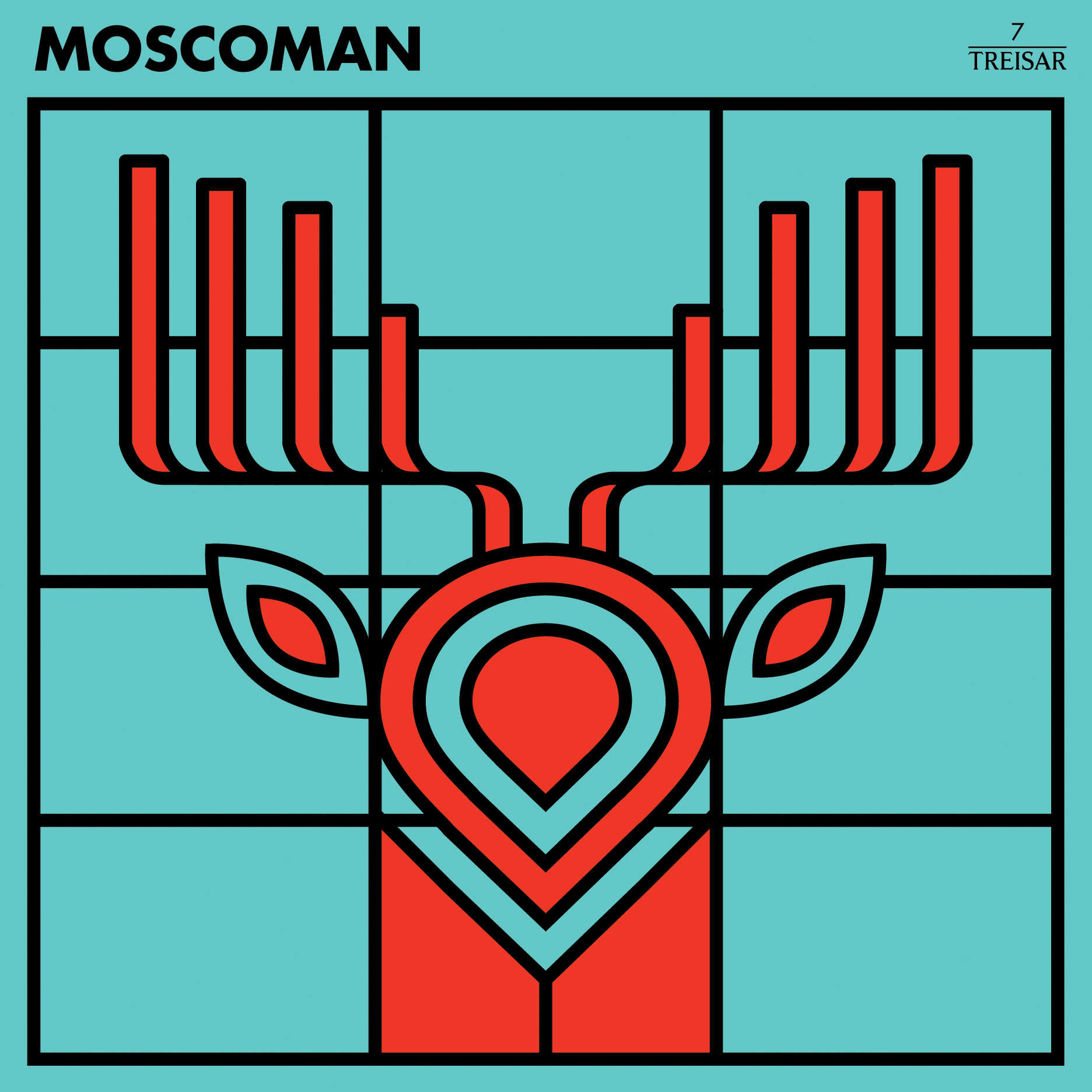 Moscoman – Some Of My Fears (Treisar)