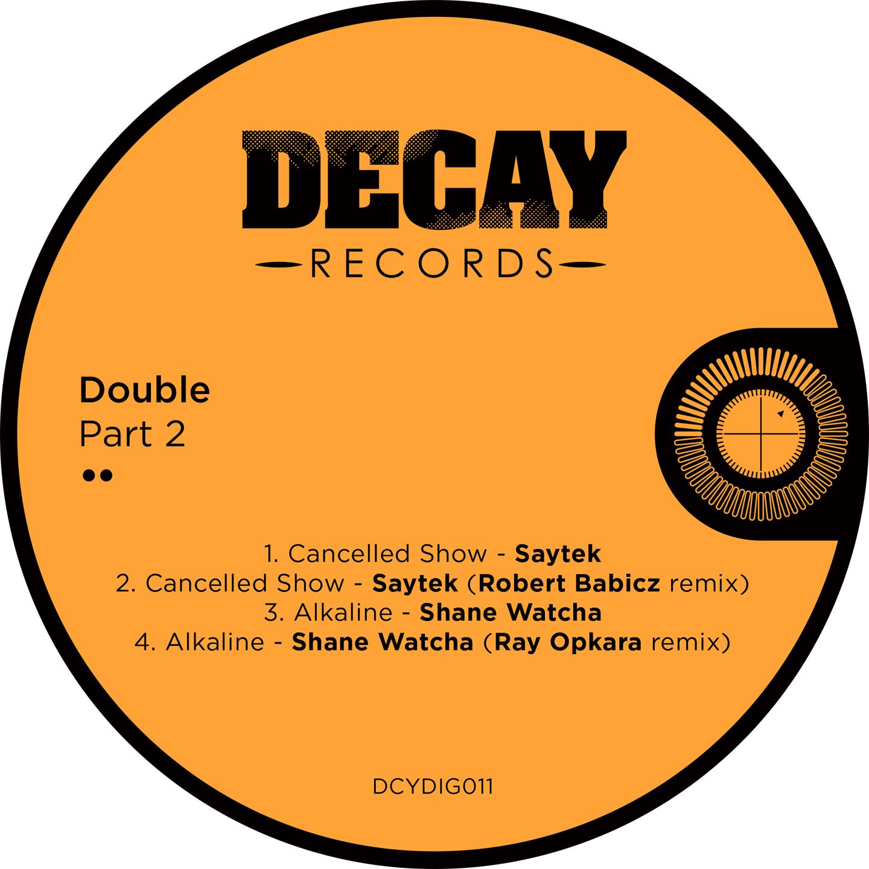 Saytek – Cancelled Show (Robert Babicz Remix)(Decay Records)