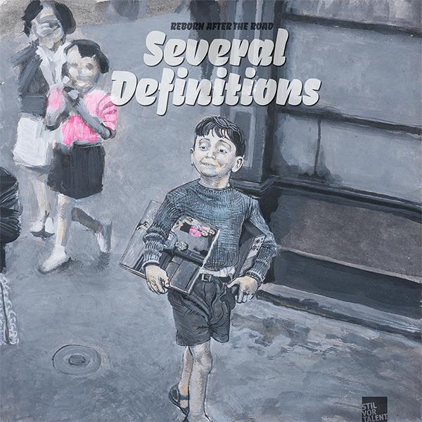 Several Definitions – Dont Stop To Fall (Stil Vor Talent)