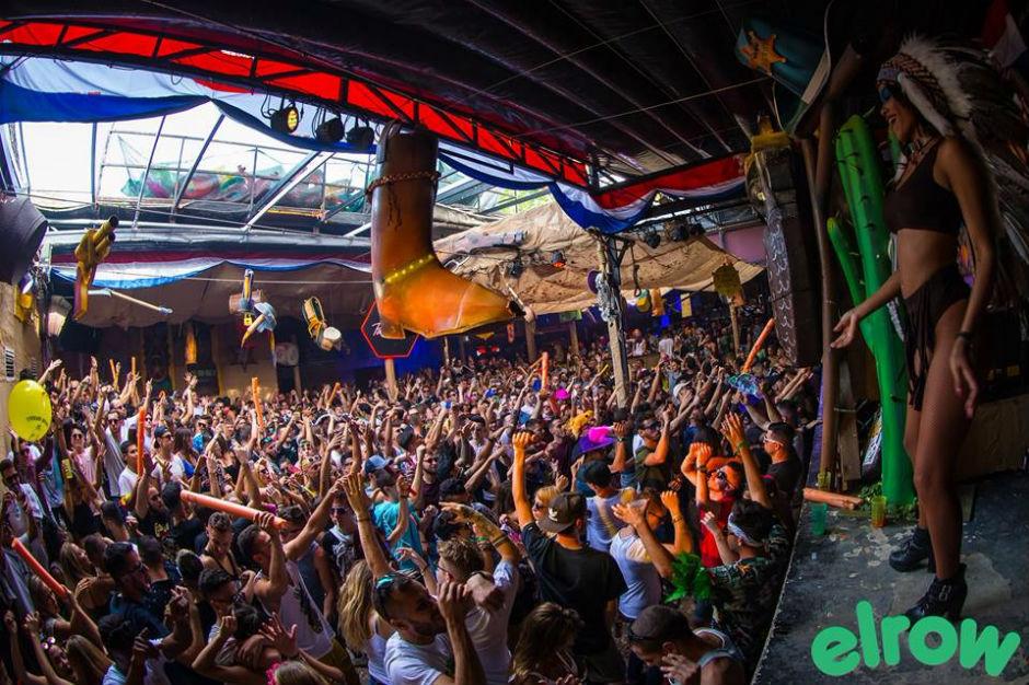 Elrow Anuncia El Line Up Para Su Fiesta De Cierre En Ibiza