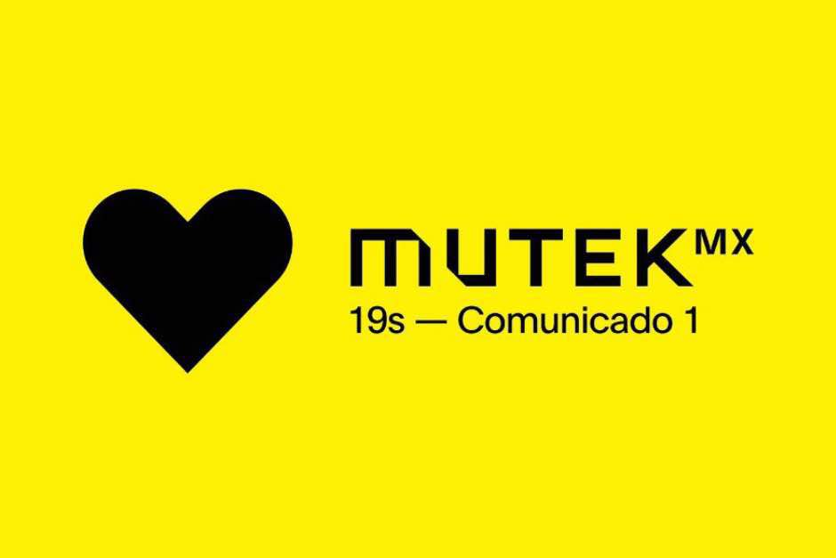 MUTEK MX COMUNICADO