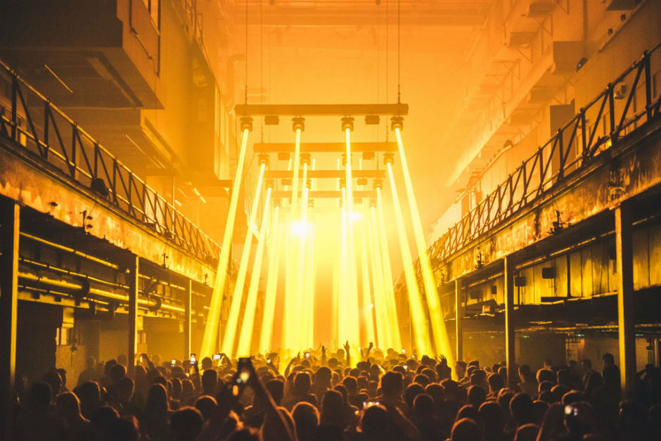 Printworks London Kicks Off Second Season With Maceo Plex, The Hydra And RAM Records Events