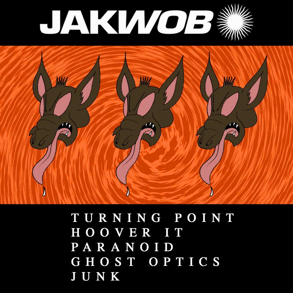 Jakwob – Paranoid – Boom Ting Recordings