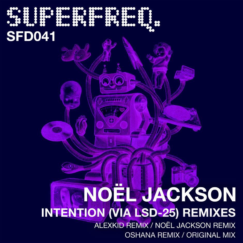 Noël Jackson – Intention (Alexkid Remix) – Superfreq Records