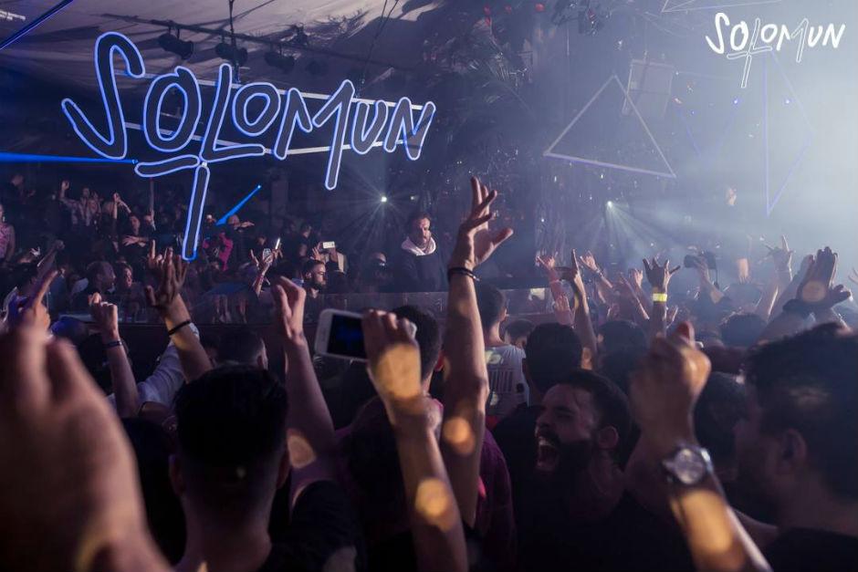Solomun+1 Debuts In New York