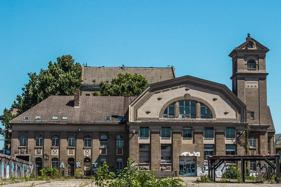 Former Power Station Will Become Berlin's Latest Venue