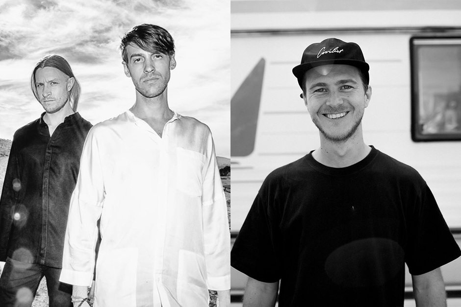 David Mayer & Dance Spirit Talk About About Their Recent Contribution To The Crosstown Rebels 'Spirits' Compilation