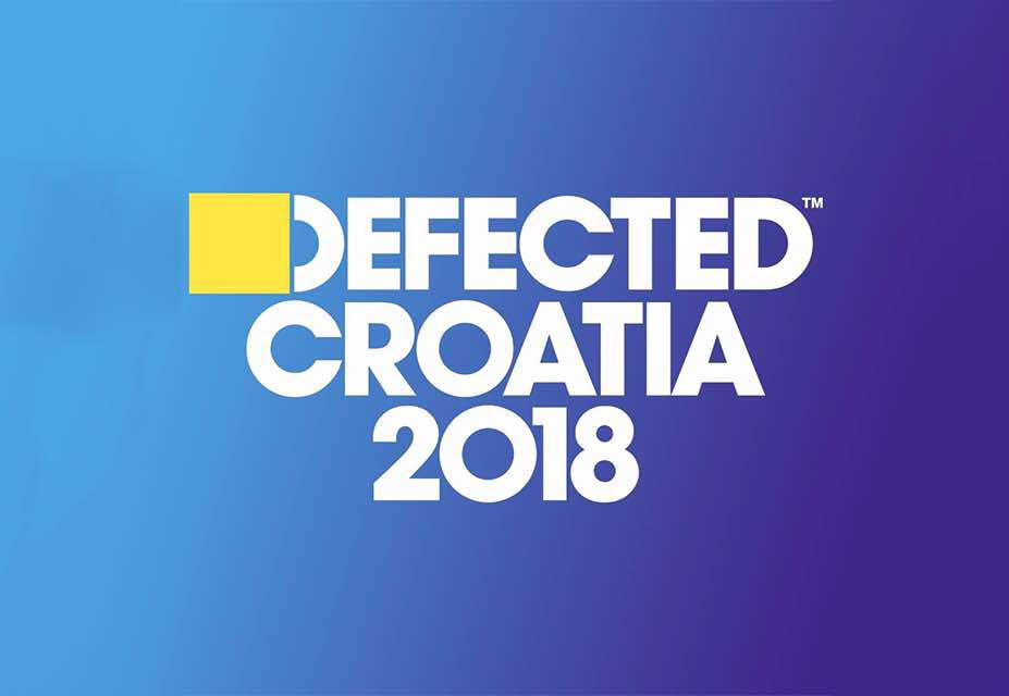 Defected Croatia Reveals First Group Of Artists