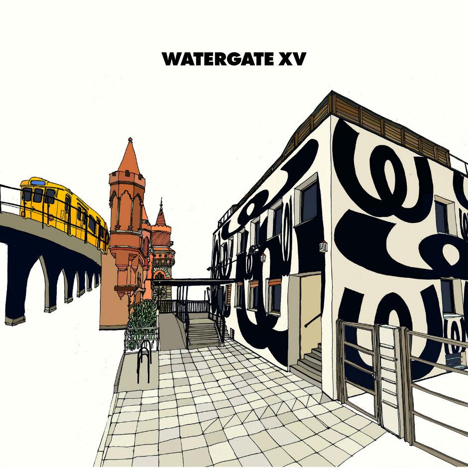 Oliver Koletzki – The Inner Me – Watergate Records