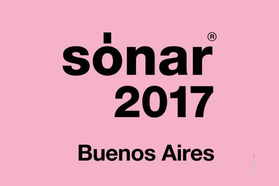 Sónar Buenos Aires 2017
