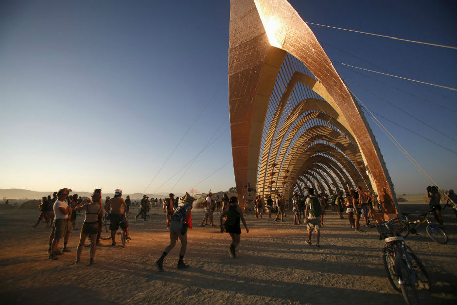 Burning Man Planea Expandir Su Capacidad A 100.000 Asistentes Para El Año 2019