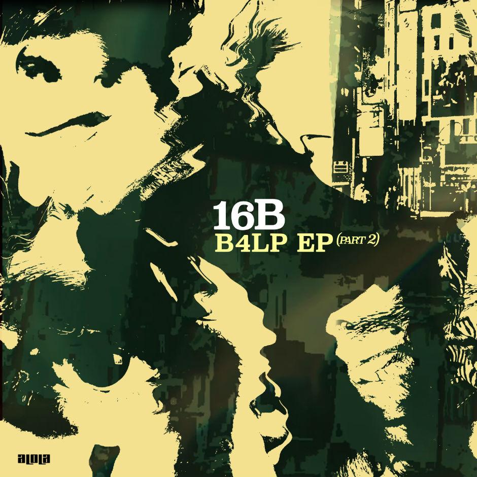Omid 16B – Strip – Alola Records