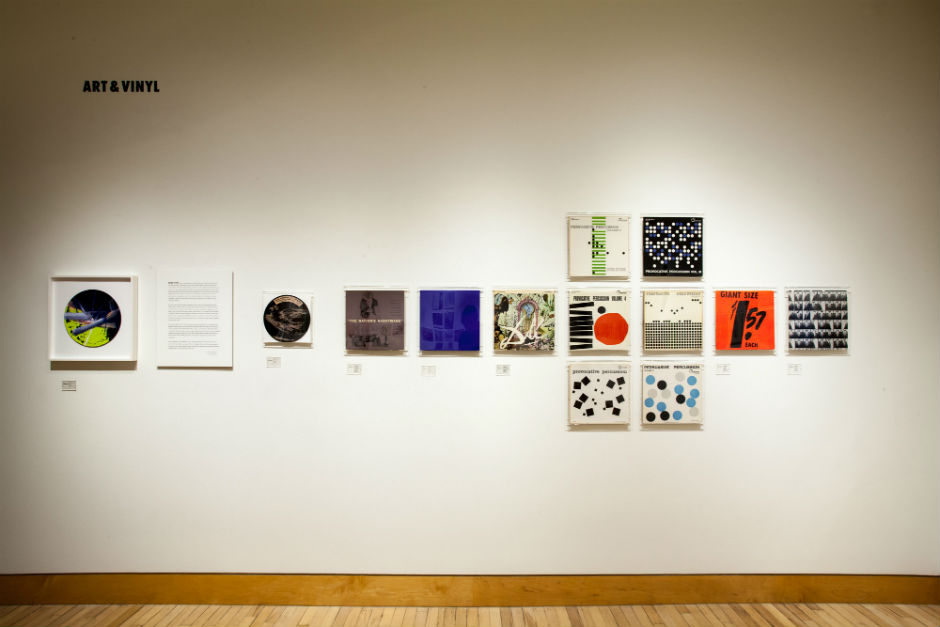 'Art & Vinyl', A New Exhibition That Explores Vinyl Album Artwork