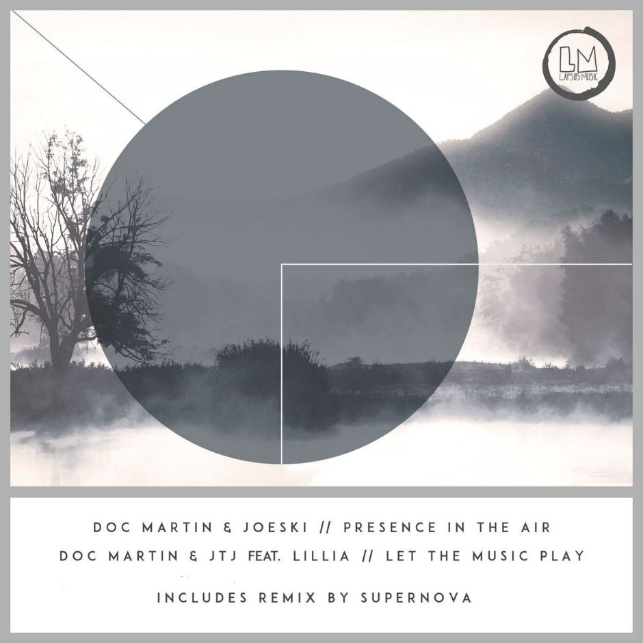 Doc Martin And Joeski – Presence In The Air – Lapsus Music
