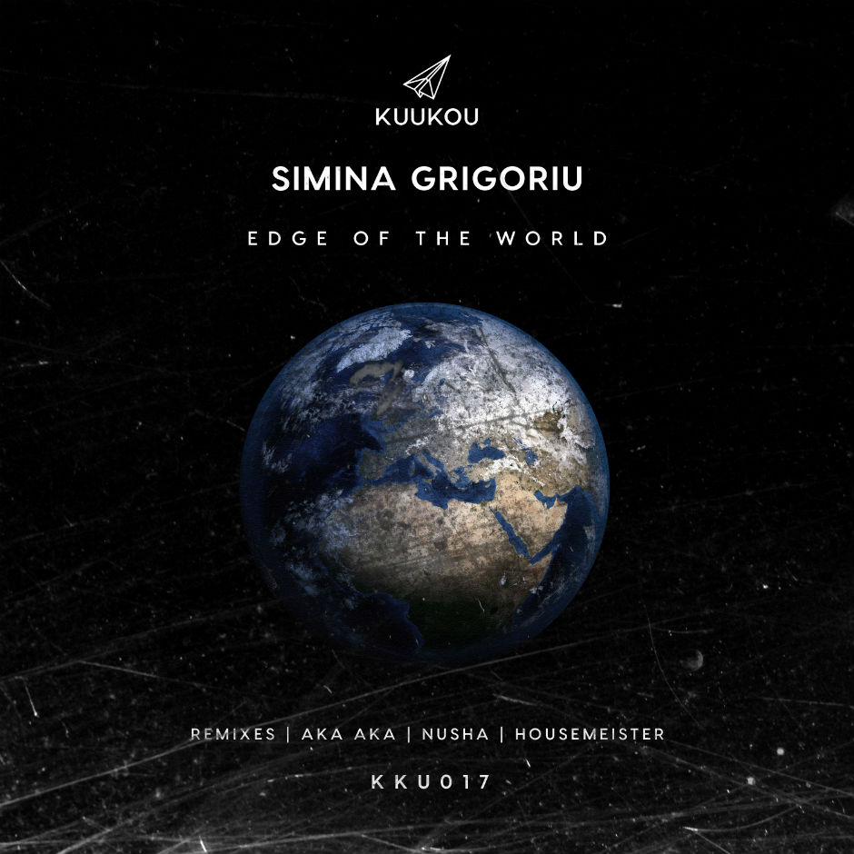 Simina Grigoriu – Edge Of The World – Kuukou Records