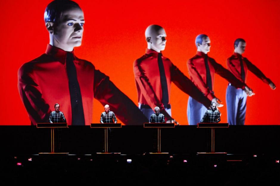 Kraftwerk Y LCD Soundsystem Ganadores En Los Grammy Awards
