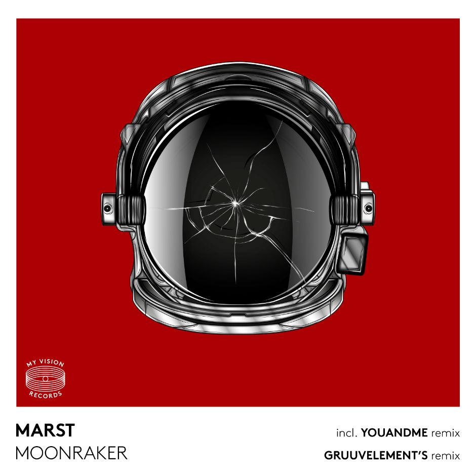 Marst – Moonraker (GruuvElement's Remix) – My Vision Records