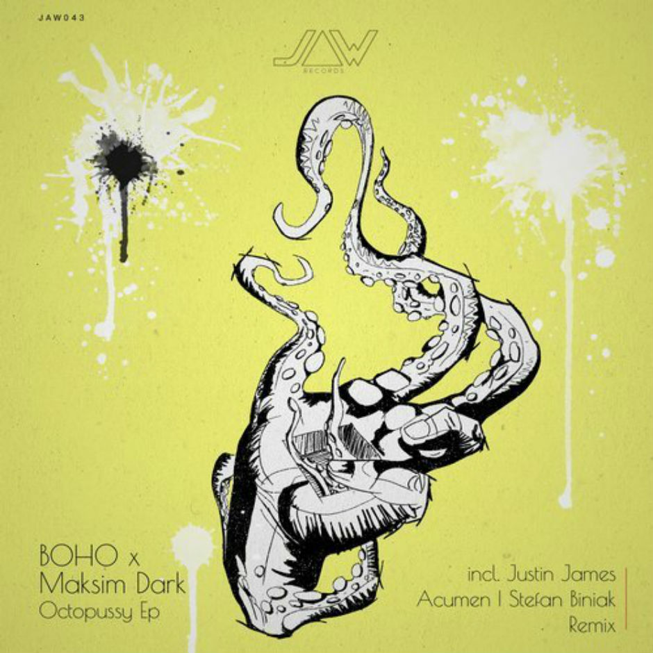 Maksim Dark & Boho – Octopussy (Justin James Remix)- Jannowitz Records