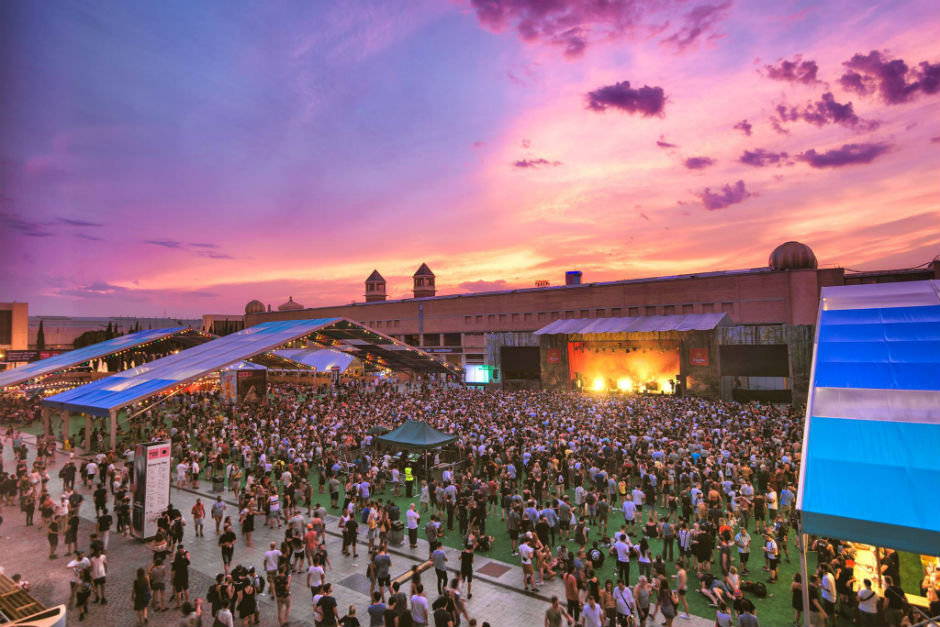 Sónar Adds More Artists For Its 25th Edition