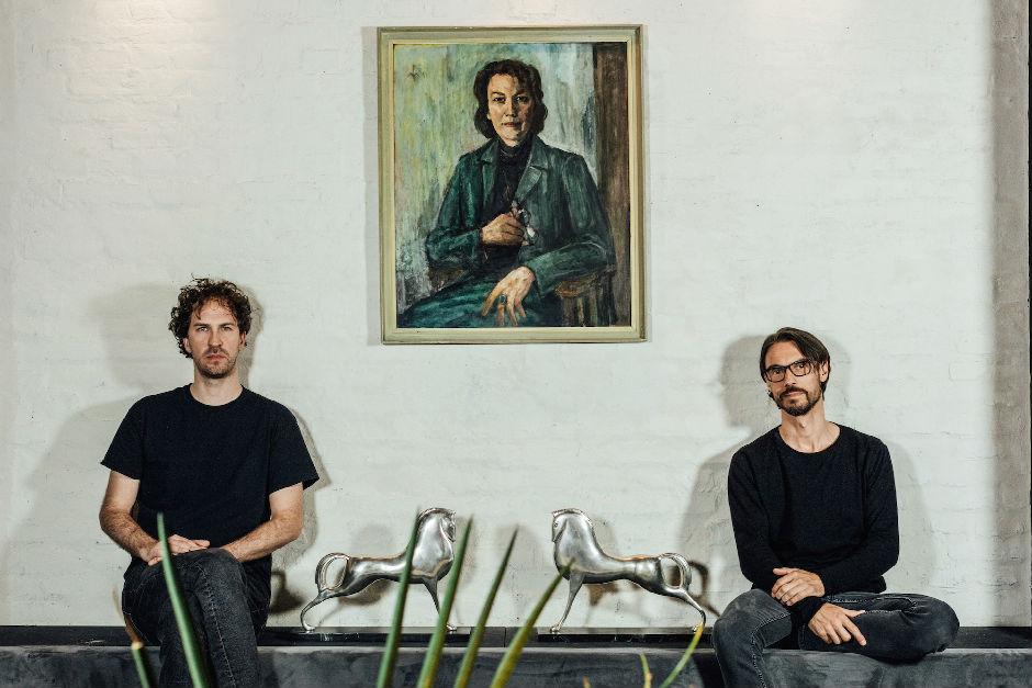 Steve Bug Y Langenberg Anuncian Su Nuevo Album En Poker Flat